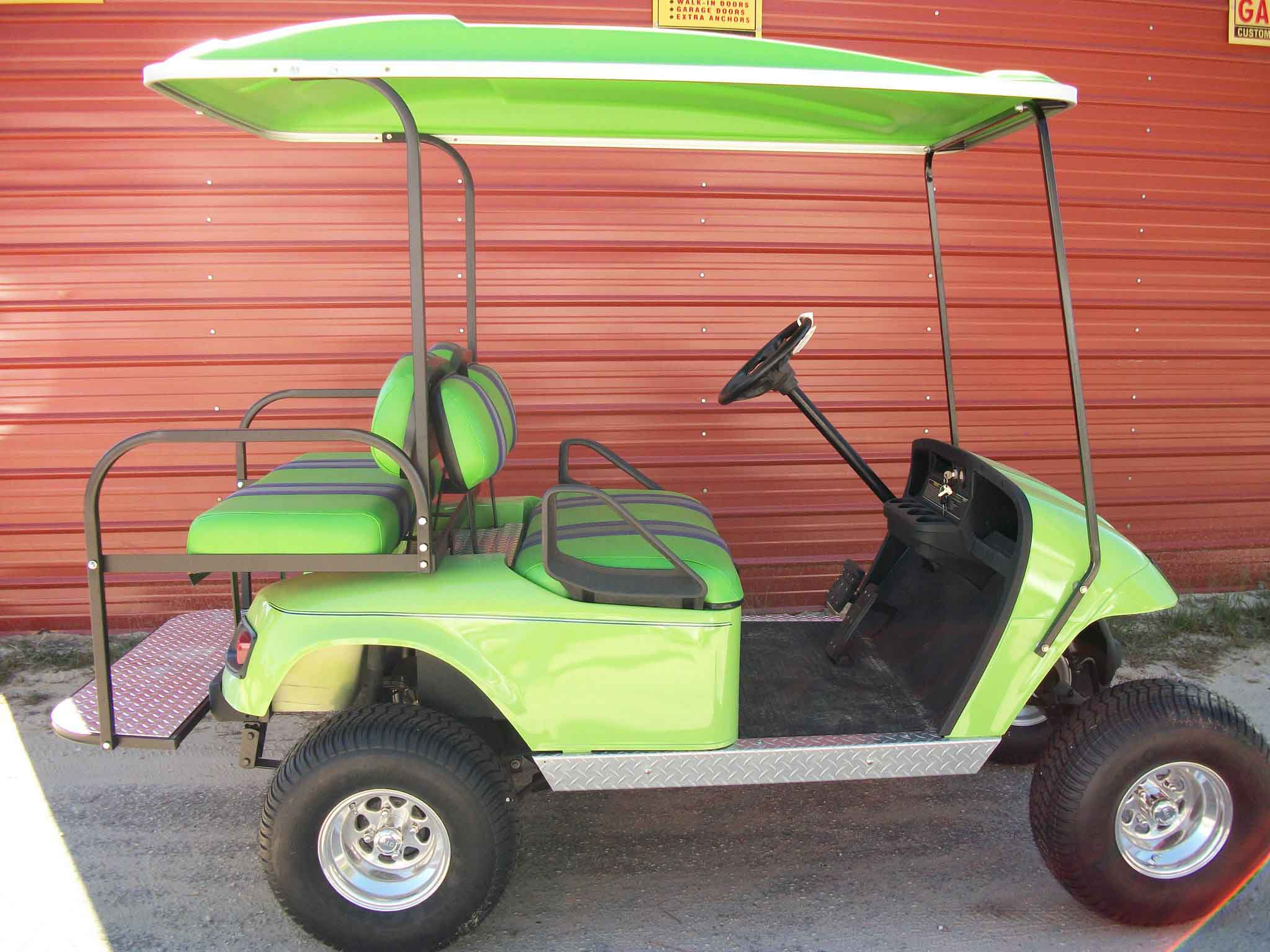 Gallery | Dans Golf Cars and Trailer Sales on